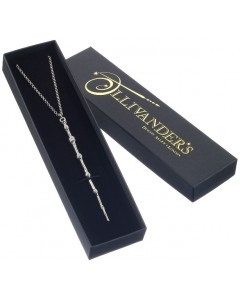 Harry Potter - Collier baguette Dumbledore