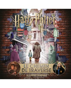 Harry Potter - Le Chemin de Traverse: Le carnet magique