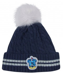 Harry Potter - Bonnet pompon Ravenclaw
