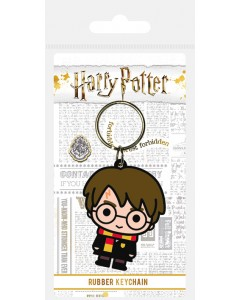 Harry Potter - Porte-clé PVC Chibi Harry Potter
