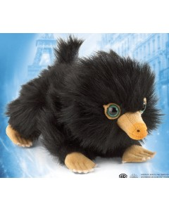 Fantastic Beasts 2 The Crimes of Grindelwald - Peluche Bébé Niffler Noir 20 cm