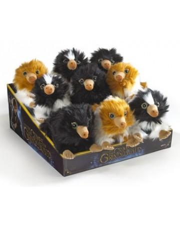 Fantastic Beasts 2 The Crimes of Grindelwald - Peluche mini bébé Niffler AU HASARD