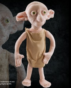 Harry Potter - Peluche Dobby 30 cm