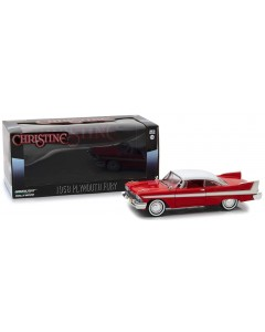 Christine - 1/24 1958 Plymouth Fury with Clear Windows