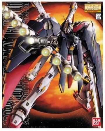 Gundam - MG 1/100 XM-X1 Crossbone Gundam X1 Full Cloth