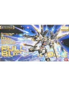 Gundam - MG 1/100 ZGMF-X20A Strike Freedom Gundam Full Burst Mode