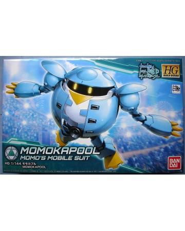 Gundam - HGBD 1/144 Momokapool