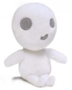 Mononoke Hime - peluche Kodama 14 cm