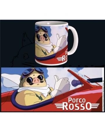 Porco Rosso - Mug Thumbs Up
