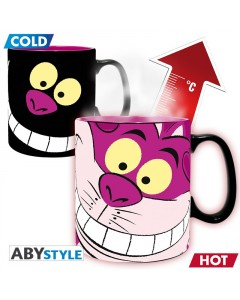 Disney - Mug thermo-réactif Cheshire Cat