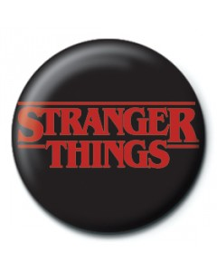 Stranger Things - Badge Logo
