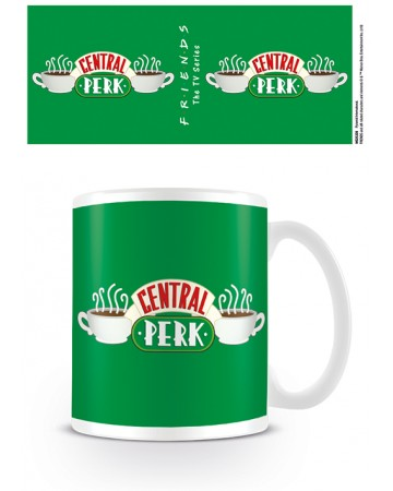 Friends - Mug Central Perk (vert)