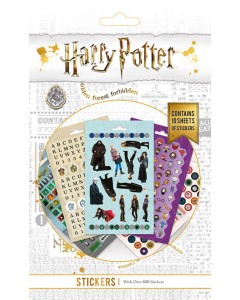 Harry Potter - set de 800 stickers
