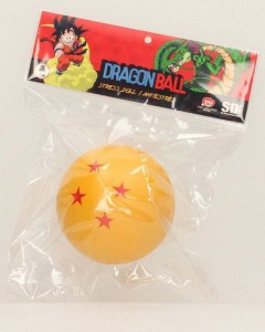 Dragon Ball - Balle antistress Boule de Cristal
