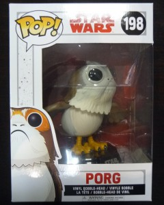 Star Wars VIII - Pop! - Porg with Open Wings exclusive