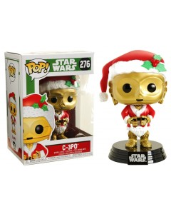 Star Wars - Pop! - C-3PO Holidays (Christmas)