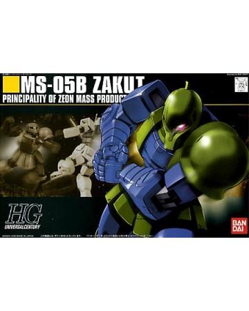 Gundam - HGUC 1/144 MS-05 Zaku I
