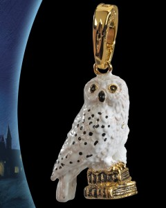 Harry Potter - Charm Lumos - Hedwig