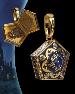 Harry Potter - Charm Lumos - Chocogrenouille