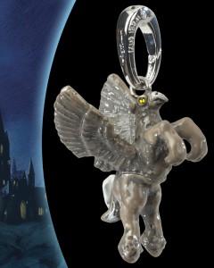 Harry Potter - Charm Lumos - Médaillon de Buckbeak