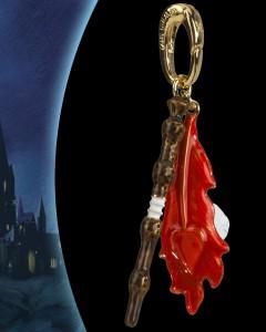 Harry Potter - Charm Lumos - La baguette de Sureau