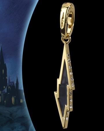 Harry Potter - Charm Lumos - éclair de Harry