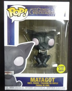 Fantastic Beasts 2 The Crimes of Grindelwald - Pop! - Matagot (Glow in the Dark)