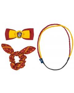 Harry Potter - Accessoires pour cheveux V2 : Gryffindor
