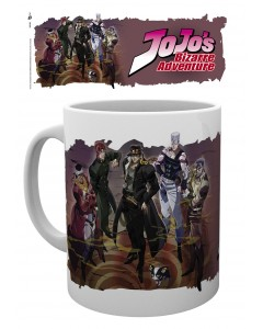 Jojo's Bizarre Adventure - Mug Groupe
