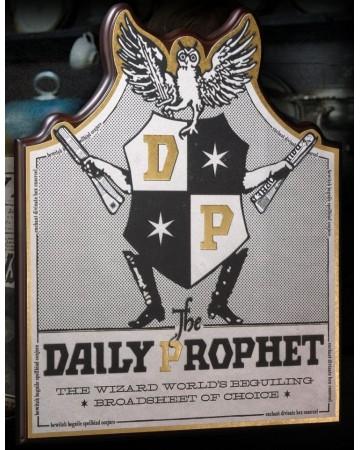 Harry Potter - Plaque murale Daily Prophet