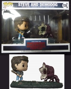 Stranger Things - Pop! - Movie Moments - Steve vs Demodog