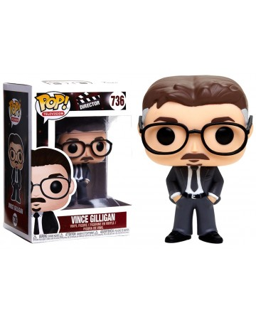 Pop! Directors - Vince Gilligan (Breaking Bad)