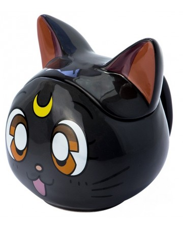Sailor Moon - Mug 3D Luna