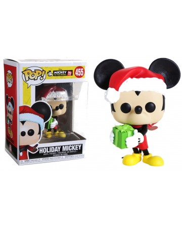 Disney Pop! - Mickey's 90th - Holiday Mickey