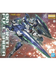 Gundam - MG 1/100 Gundam 00 QAN[T] Full Saber