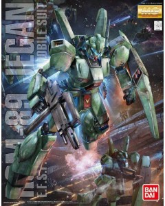 Gundam - MG 1/100 Jegan