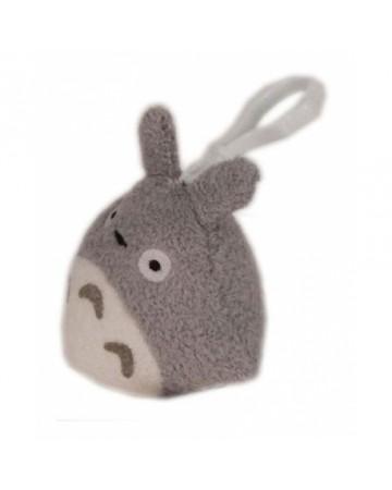 Mon voisin Totoro - peluche Totoro bagclip gris 8 cm