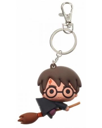 Harry Potter - Porte-clé 3D Harry Quidditch