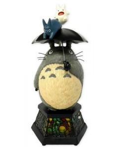 Mon Voisin Totoro - Boîte à musique diorama Totoro Parapluie