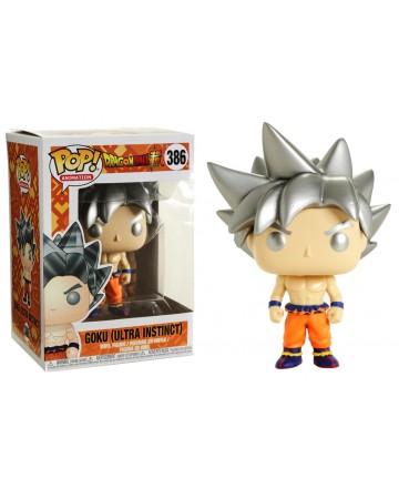 Dragon Ball Super - Pop! - Goku Silver Ultra Instinct Form