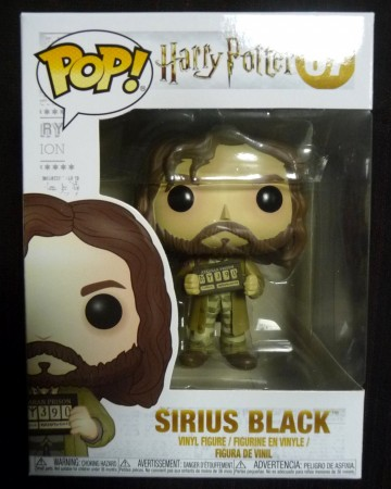 Harry Potter - Pop! - Sirius Black Azkaban (exclusive)