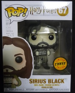 Harry Potter - Pop! - Sirius Black Azkaban (exclusive) CHASE