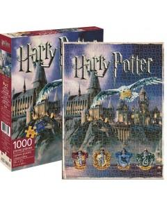 Harry Potter - Puzzle 1000 pièces Hogwarts