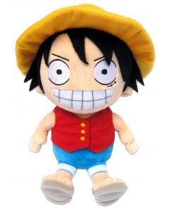 One Piece - Peluche Luffy 25 cm