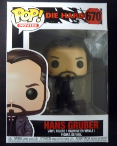 Die Hard - Pop! - Hans Gruber exclusive