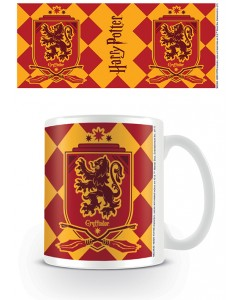 Harry Potter - Mug Quidditch Gryffindor