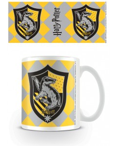 Harry Potter - Mug Quidditch Hufflepuff
