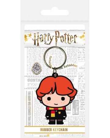 Harry Potter - Porte-clé PVC Chibi Ron Weasley