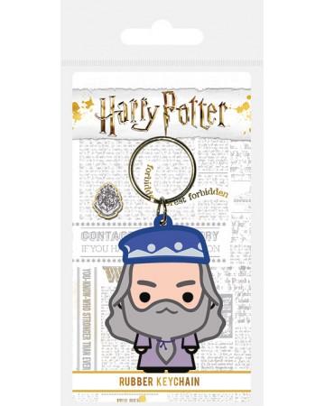 Harry Potter - Porte-clé PVC Chibi Dumbledore