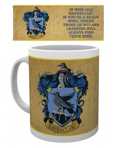 Harry Potter - Mug Ravenclaw characteristics